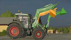 landwirtschafts farming simulator ls fs 17 ls17 fs17 mods download Fendt 700 Vario Scr 1.0.0.1