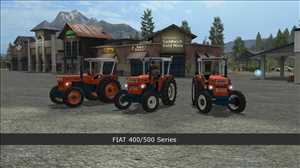 landwirtschafts farming simulator ls fs 17 ls17 fs17 mods download Fiat 400/500 Serie 1.0.0