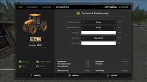landwirtschafts farming simulator ls fs 17 ls17 fs17 mods download JCB Fastrac 4000er Series 1.0.0