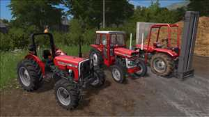 landwirtschafts farming simulator ls fs 17 ls17 fs17 mods download Massey Ferguson 148 and 253 1.1.0.0
