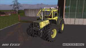 landwirtschafts farming simulator ls fs 17 ls17 fs17 mods download MB Trac Full Pack 1300-1800 1.0