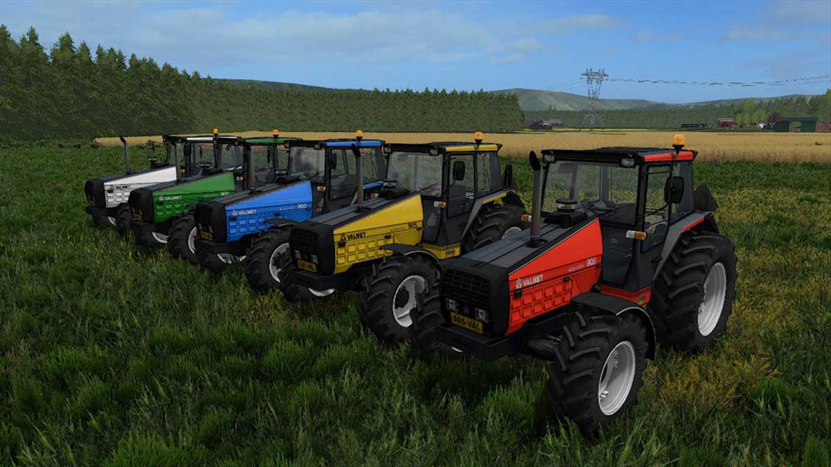 landwirtschafts farming simulator ls fs 17 ls17 fs17 mods download Valmet 905 1.0.0.0