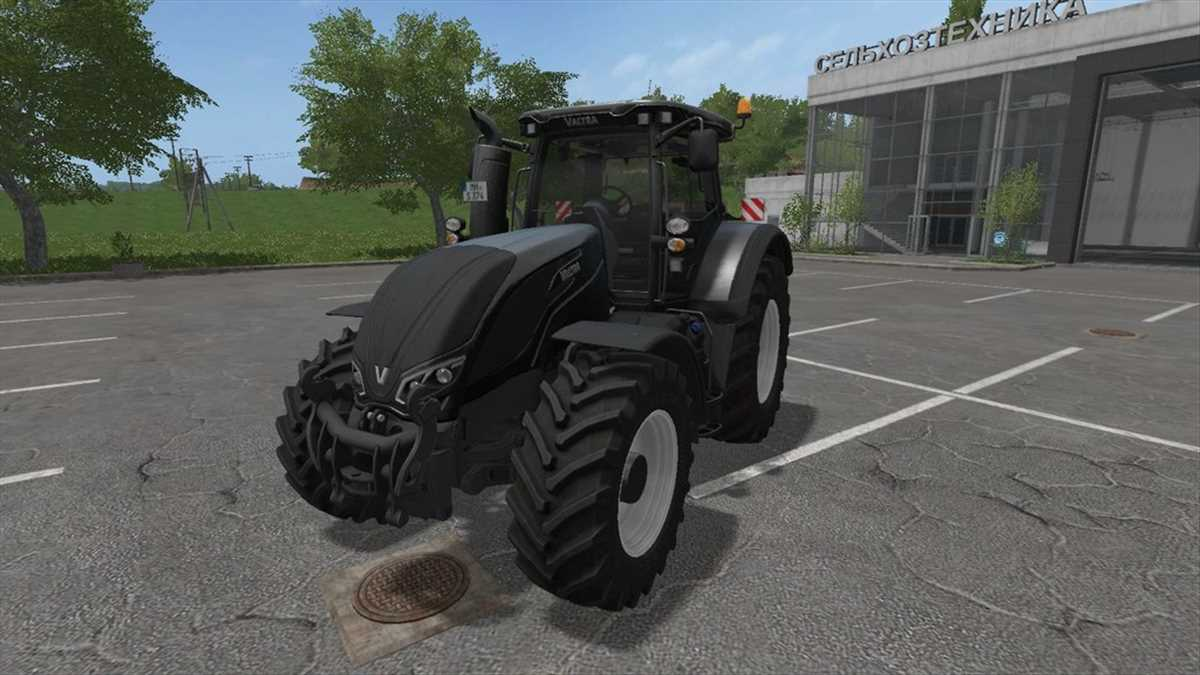 landwirtschafts farming simulator ls fs 17 ls17 fs17 mods download Valtra S Serie 1.0.0.0