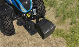 landwirtschafts farming simulator ls fs 19 ls19 fs19 mods download New Holland Weight 1.0
