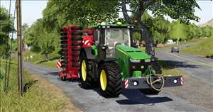landwirtschafts farming simulator ls fs 19 ls19 fs19 mods download Sennebogen 2700kg 1.0