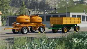 landwirtschafts farming simulator ls fs 19 ls19 fs19 mods download Mbp 9 und FMSZ 2K 1.0.0.0
