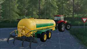 landwirtschafts farming simulator ls fs 19 ls19 fs19 mods download Slurry Tanker 14 with injector 1.0.0.0