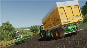 landwirtschafts farming simulator ls fs 19 ls19 fs19 mods download Joskin Trans-SPACE 7000/27 1.0.0.0