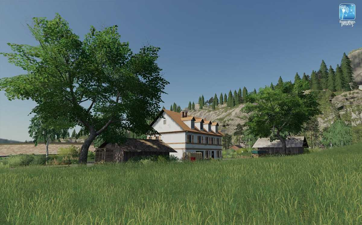 landwirtschafts farming simulator ls fs 19 ls19 fs19 mods download Forgotten Plants - Landscape 1.0.0.0