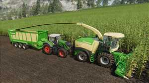 landwirtschafts farming simulator ls fs 19 ls19 fs19 mods download Krone BigX 580 1.0.0.0