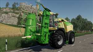 landwirtschafts farming simulator ls fs 19 ls19 fs19 mods download Krone EasyCollect 600 1.0.0.0
