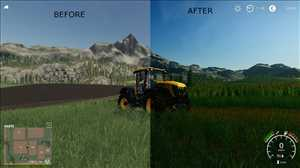 landwirtschafts farming simulator ls fs 19 ls19 fs19 mods download Better graphics FS19 - Shadermod by GermanWarrior 1.0