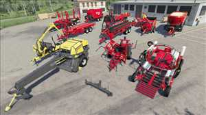 landwirtschafts farming simulator ls fs 19 ls19 fs19 mods download Anderson Group Equipment Pack 1.0.0.0