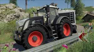 landwirtschafts farming simulator ls fs 19 ls19 fs19 mods download Fendt 900 Black Beauty 1.0.0.0