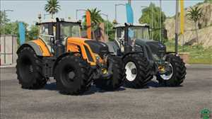 landwirtschafts farming simulator ls fs 19 ls19 fs19 mods download Fendt 900 Vario 1.1.0.0
