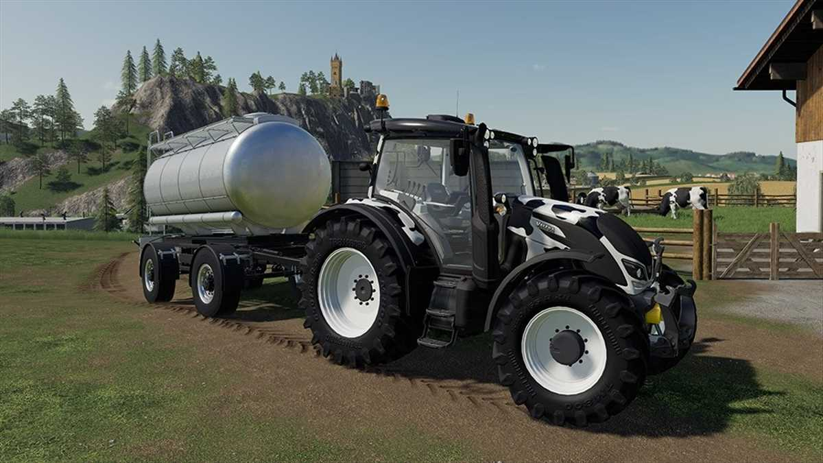 landwirtschafts farming simulator ls fs 19 ls19 fs19 mods download Valtra N Series CowEdition 1.0.0.0