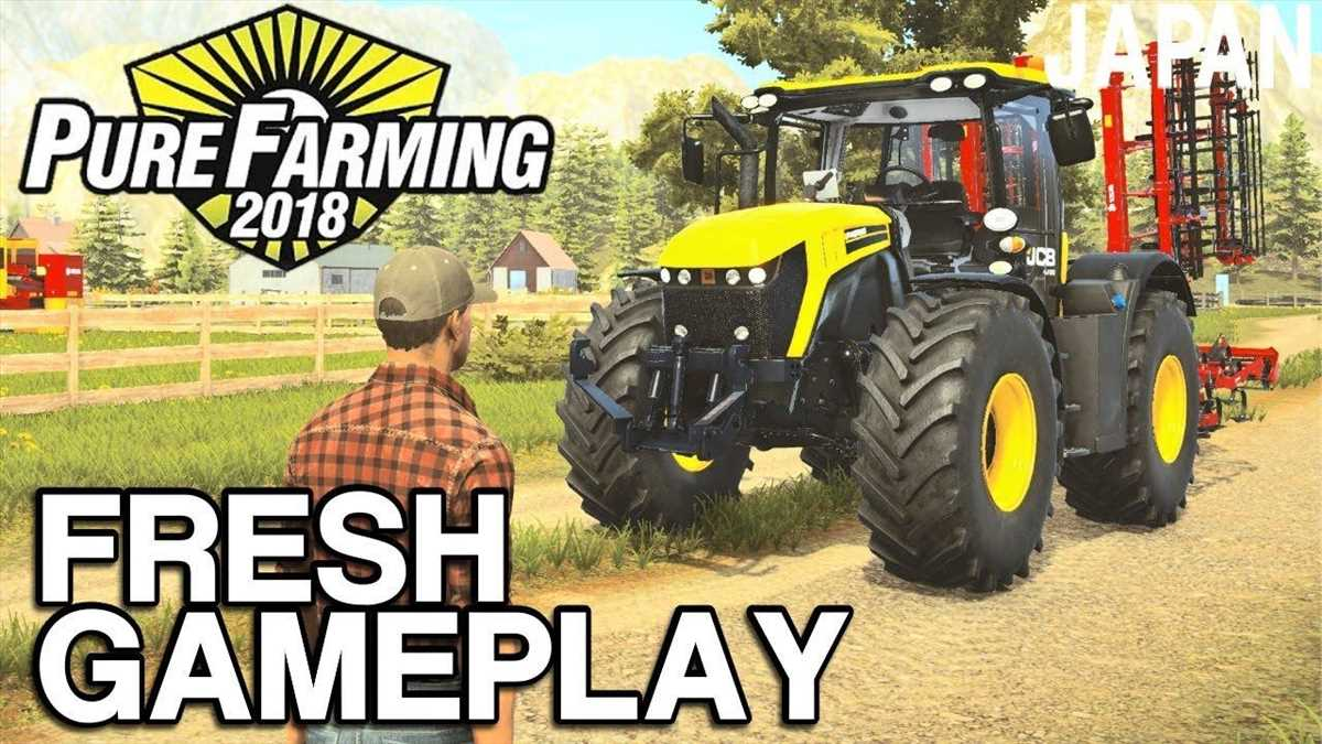 pure farming 2018 purefarming2018 mods download New Machinery & Germany Map Preview v1.0
