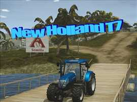 pure farming 2018 purefarming2018 mods download New Holland T7 1.0